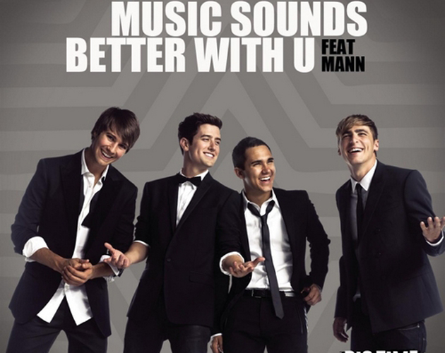 La portada del single de Big Time Rush