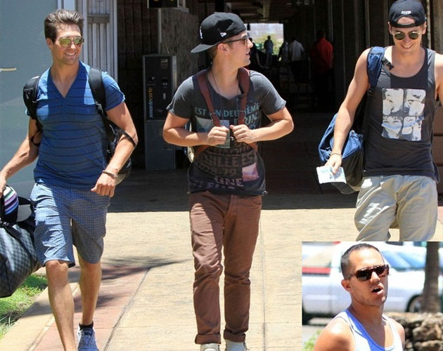 Big Time Rush de vacaciones en Hawai