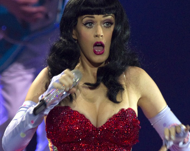 A Katy Perry la criticaban en el instituto