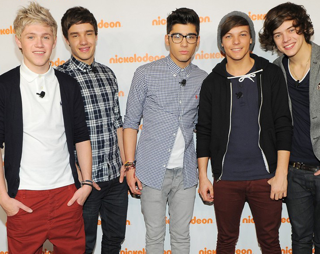Casi confirmada la serie de los One Direction para Nickelodeon