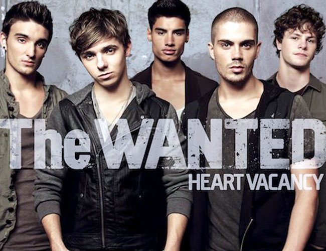 """The Wanted"" estarán de visita por España"