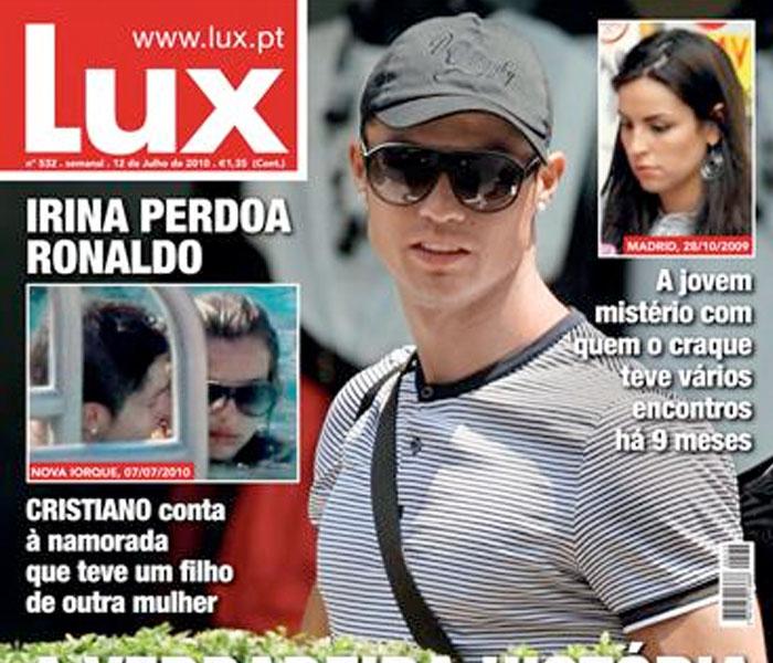 Madre Del Hijo de Cristiano Ronaldo la Presunta Madre Del Hijo de