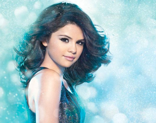 La portada de Selena Gómez