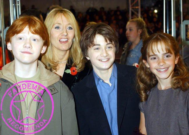 Especial Fandémico: Homenaje a J.K Rowling y a la saga Harry Potter