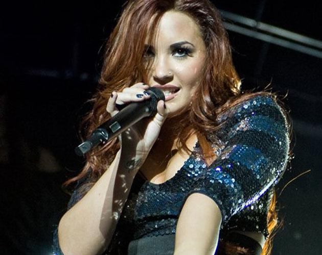 Deo Demi Lovato Emociona Chicago Hablando Etapa