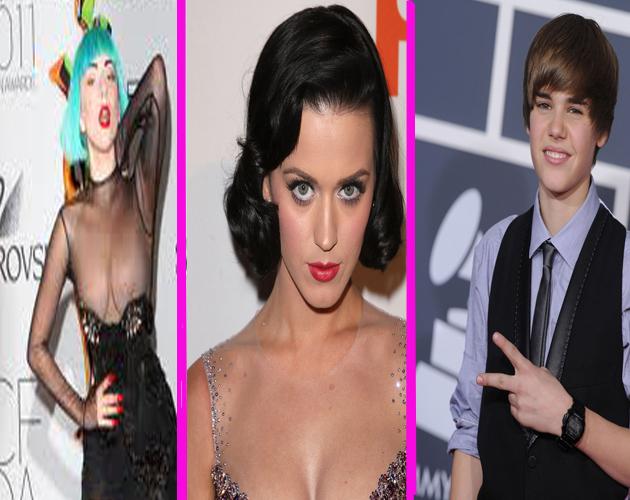 Eminem Critica Duramente A Lady Gaga  Justin Bieber Y Katy Perry
