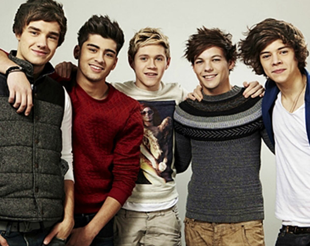 One Direction en una nueva sesión de fotos